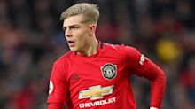 'It's part of the DNA you have inside you'  - Williams reflects on rise to Man Utd first team