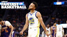 Yahoo Fantasy Basketball Podcast: Returning stars and fallout of Curry's hand injury