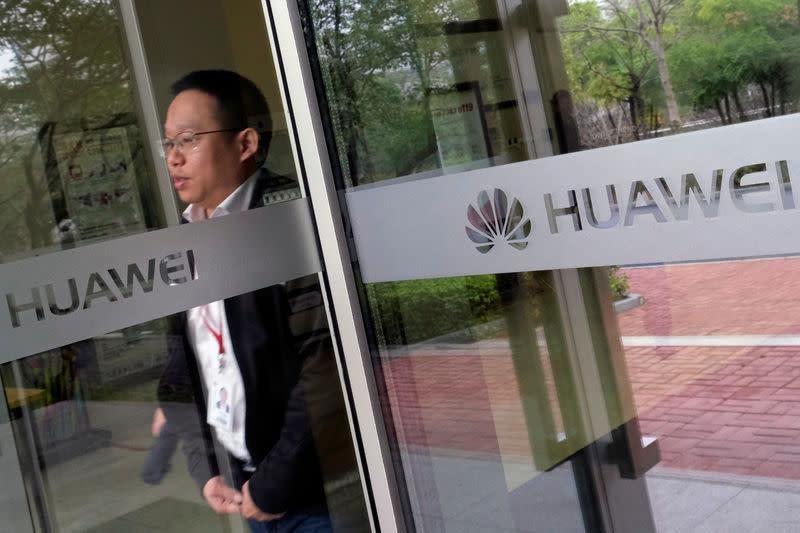 Huawei urges U S  to drop