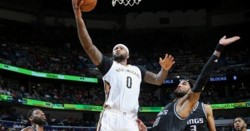 Basket - NBA - La soirée «étrange» de DeMarcus Cousins