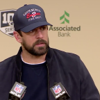 California Native Aaron Rodgers on Wildfires: 'It's Been a Tough Week for Sure'