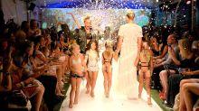 Fashion Brand Under Fire for Children Modeling Bikinis on the Runway