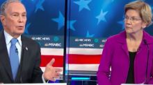 Elizabeth Warren Rips Michael Bloomberg Over His Response to Sexual Harassment NDAs