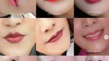 Beauty-Weltweit: Ein Mund in Herzform. Im Land des Lächelns sind schmale Lippen der neueste Schrei.