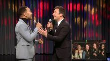 'Tonight Show' Takes Karaoke To Next Level And It's Legend-ary