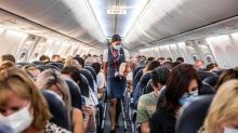 OLD Coronavirus: How to stay safe on a flight
