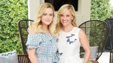 Reese Witherspoon and Look-Alike Daughter Ava Rock Southern Styles at Draper James Event: Pics!