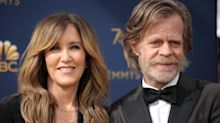 Feminism or misogyny? William H. Macy referred to as Felicity Huffman's husband in news reports