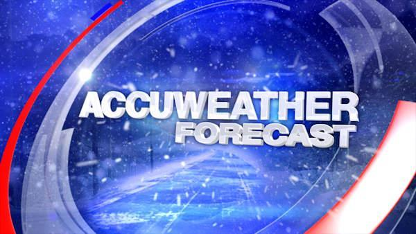 AccuWeather: Tranquil but cold