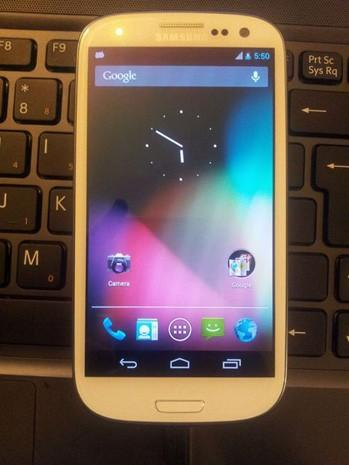 Jelly Bean port passes the butter to the Galaxy S III, ROM-flashing required