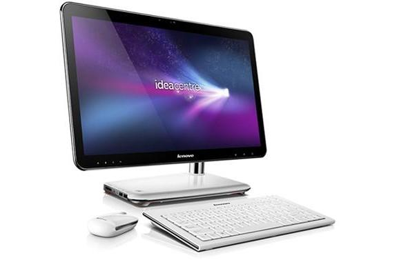 Lenovo IdeaCentre A310 slips into something a little more Corefortable