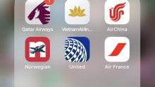 Données personnelles  : pas très sûres, les applis de compagnies aériennes