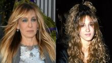 Sarah Jessica Parker debuts updated version of her '80s bangs