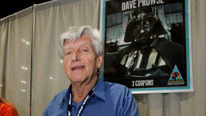 David Prowse, who played Darth Vader, dies at 85