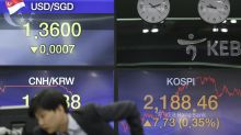 Global stocks rise as US averts government shutdown