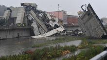 More than 20 dead as bridge collapses during violent storm