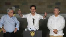 Guaidó diz que militares da Venezuela o ajudaram a entrar na Colômbia