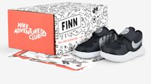 Nike launches subscription service for kid's shoes
