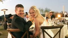 Newlyweds killed in tragic helicopter crash after their wedding