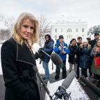 Trump adviser Kellyanne Conway says president 'did not destroy' records from meetings with Putin