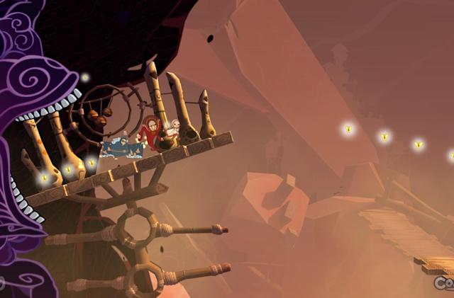 PlayStation platformer 'Shu' has Vita-exclusive goodies