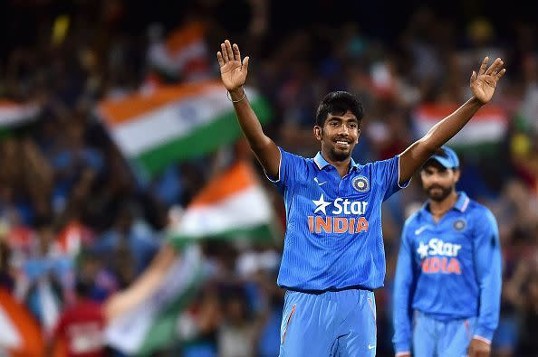 Bumrah is leading the bowling charts right now