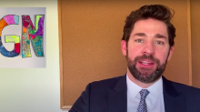 Don't worry: John Krasinski will still host a few 'Some Good News' shows
