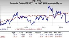 Will Deutsche Post (DPSGY) Prove to be Suitable Value Investment?