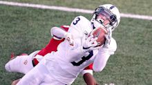 COLLEGE FOOTBALL ROUNDUP: No. 8 Penn State upset by Indiana