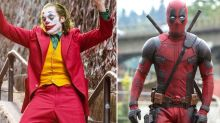 Ryan Reynolds Gives R-Rated Congrats to 'Joker' for Beating 'Deadpool' Box Office: 'You Motherf—er'