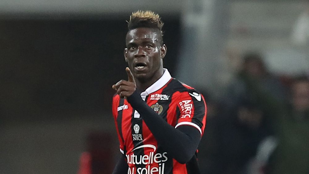 Finalmente Balotelli: doppietta al Lille, primo goal fuoricasa col Nizza