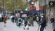 """""""C'est comme d'habitude!"""": aux premières heures du confinement, Paris n'a pas changé"""