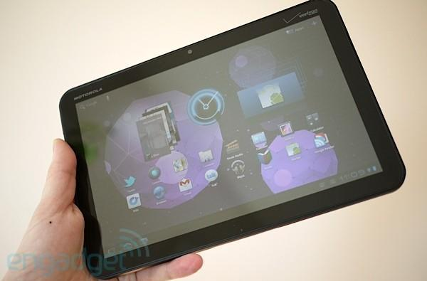 German court rules Motorola Xoom doesn't violate Apple's iPad design patent