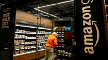 Amazon aims at office workers with compact cashier-less food store