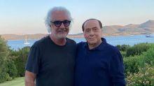 """Briatore: """"Berlusconi lotta come un toro. Non l'ho contagiato io, mi avete rotto"""""""