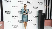 Paula Echevarría brilla en su regreso a la Madrid Fashion Week