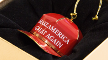 Donald Trump uses Facebook page to promote Black Friday sale on Trump merch
