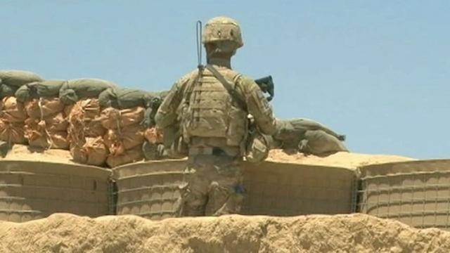 Afghan Soldier Opens Fires on Americans