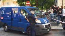 Furgone portavalori assaltato in provincia di Napoli