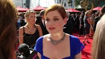 Red Carpet Roundup - Emmys 2012 Red Carpet: Celebrities Reveal Their Biggest Red Carpet Fears