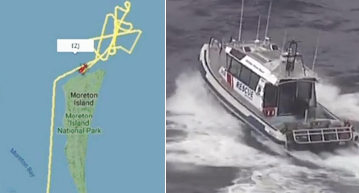 Fears for missing duo after disturbing find off Queensland coast