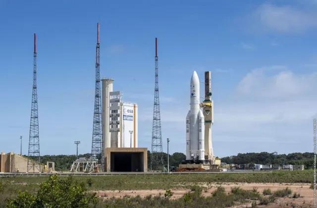 Ariane 5 ferried NASA instrument to orbit despite launch scare