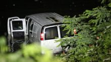 Man who drove van off cliff into Lake Erie charged with impaired driving
