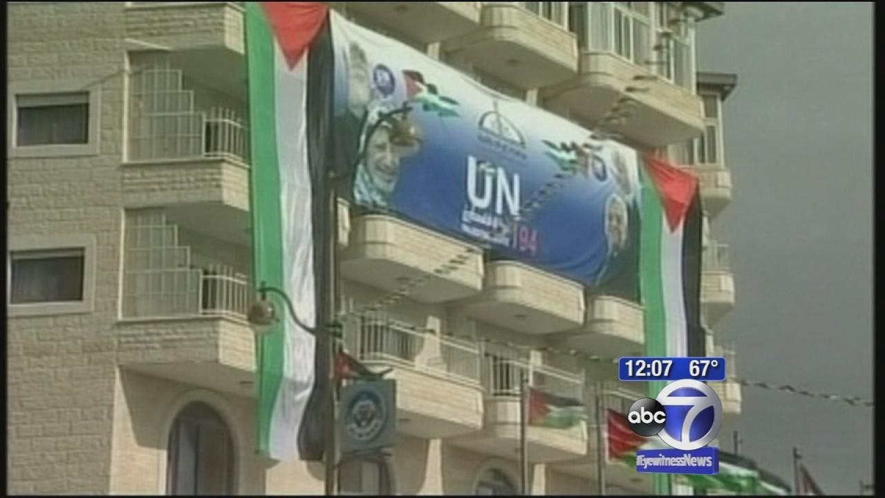 Abbas, at UN, accuses Israel of waging 'war of genocide'