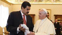 Posición del papa sobre Venezuela genera críticas en Iglesia