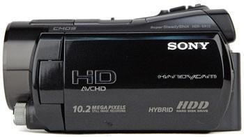 Sony's HDR-SR12 1080/60 camcorder gets reviewed