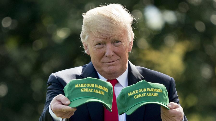 Watchdog to investigate Trump's $28B farm bailout