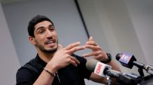 Turkish NBA star tweets 'you can't catch me' at arrest warrant report