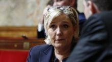 Soupçons d'emplois fictifs au Parlement européen : Marine Le Pen convoquée par la justice
