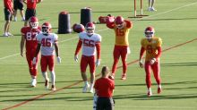 Chiefs players now 90% vaccinated, reporting for camp